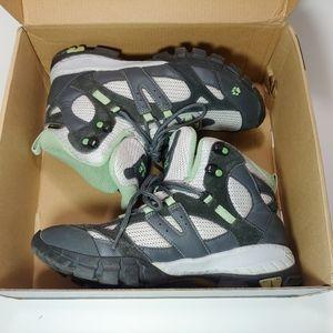 Jack Wolfskin hiking boots women sz 7 vibram